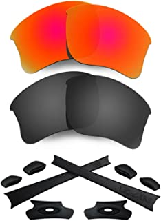 Mejor Oakley Flak Jacket Xlj Polarized Replacement Lenses de 2020 - Mejor valorados y revisados