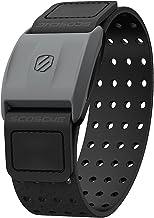 مانیتور Scosche Rhythm + مانیتور قلب مانیتور - مانیتور با مانیتور بدون قلب اپتیکال با باند دوگانه ANT + و Bluetooth Smart