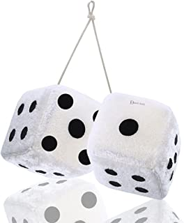 Best fuzzy dice for car mirror Reviews