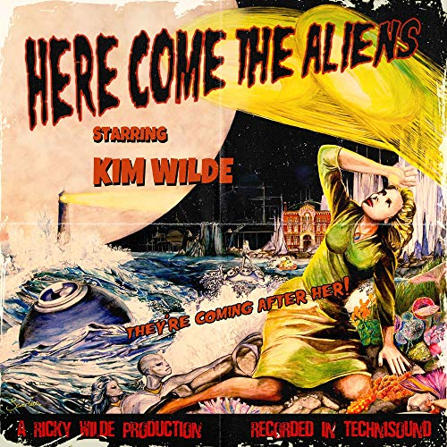 Kim Wilde: Kim Wilde - Here Come The Aliens (Audio CD)