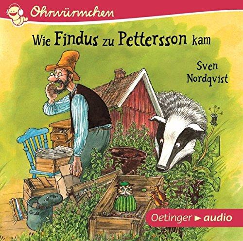 Pettersson und Findus. Wie Findus zu Pettersson kam: Ungekürzte Lesung mit Musik, ca. 30 min.