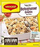Maggi Fix Bologneser Gratin, 36er Pack (36 x 38 g Beutel)