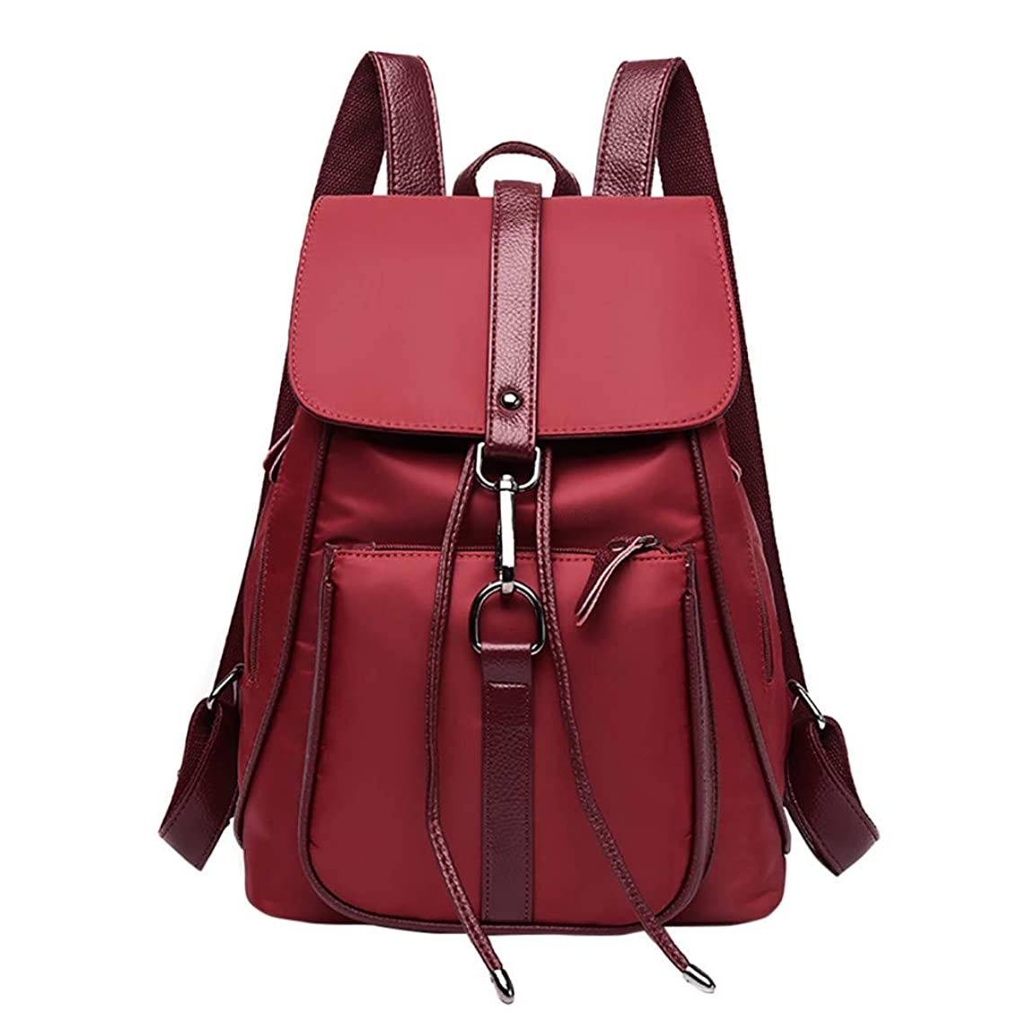 WEI MOLO Fashion Women's Simple and Versatile Backpack Newest Cool Leisure Travel Casual Hiking Travel Daypack Backpacks