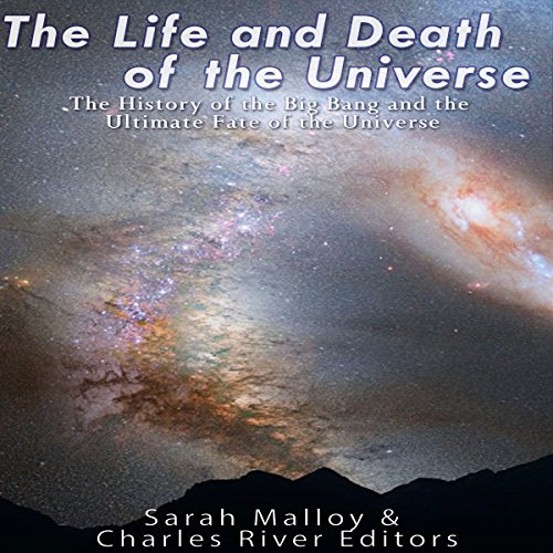 Couverture de The Life and Death of the Universe