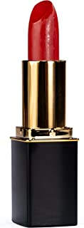 L'Paige L31 Terra Cotta Designer Lipstick, AloeVera, All-Natural, Long-lasting, Moisturizing