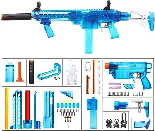 tomamos a los clientes como nuestro dios NFWorker Prophecy MXC-B Short Dart Power Power Power Type DIY Kits(azul Transparent)  Precio al por mayor y calidad confiable.