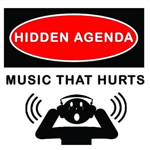 Attack of the Giant Space Hippies de Hidden Agenda (of Evil ...