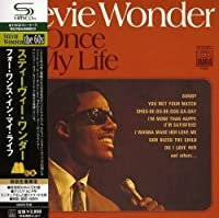 For Once in My Life by Stevie Wonder (2008-12-03)