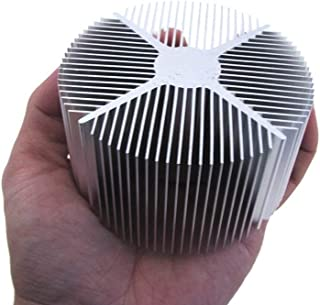 Aluminum Cylindrical Heat Sink for 1-30 Watt Power LED 9075mm