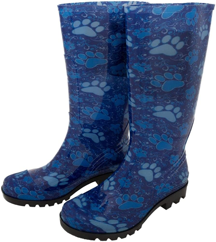 GreaterGood Ultralite Pawsitively Lovely Rain Boots