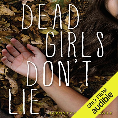 Dead Girls Don't Lie audiobook cover art