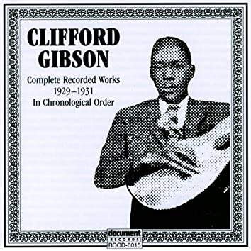 Clifford Gibson (1929-1931)