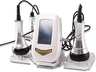 IDABAY 3 en 1 RF 40k Ultrasonido Máquina de Radiofrecuencia, Tripolar de 4 polares RF, Facial Rejuvenecimiento Reducir la Grasa, Arrugas Anti-envejecimiento Adelgazar Máquina Instrumento de Belleza