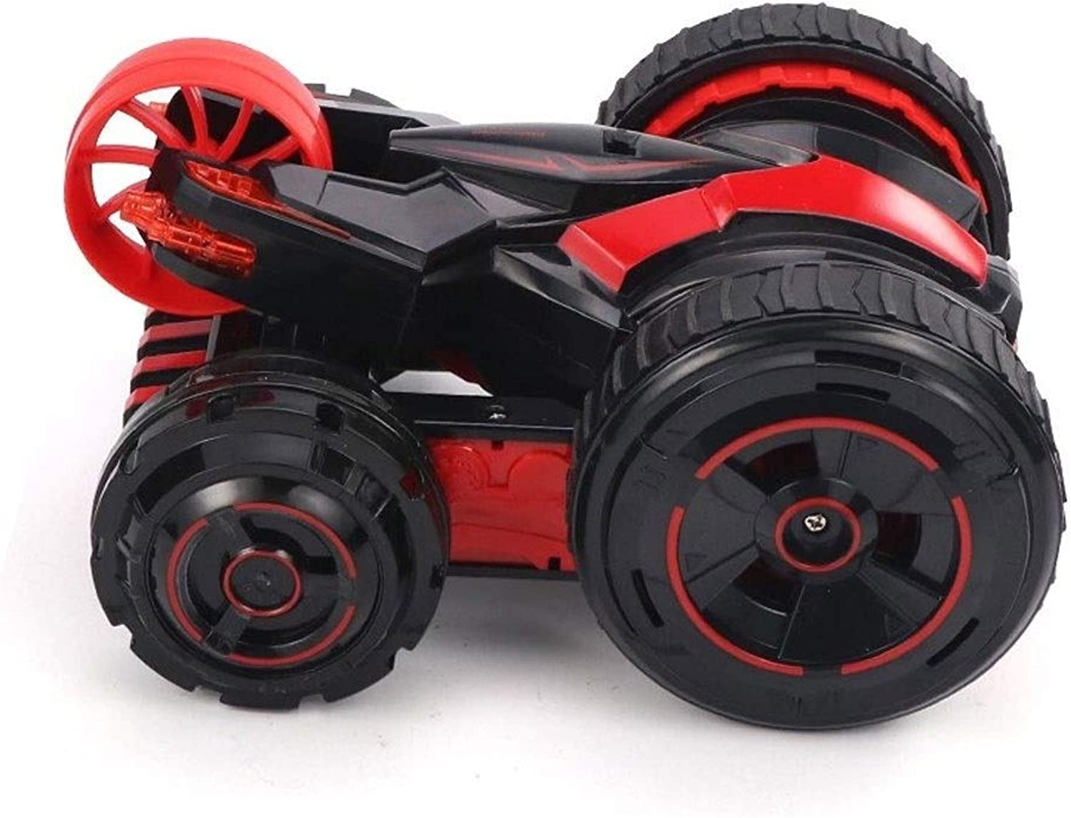 Ycco New Unique Toys Radio Controlled Remote Control Car Flip Wheelie RC 4WD Double Sided 360° Spins and Flips with LED Lights Driving Cars Toys for Kids on 2, 3, 4 or 5 Wheels – Indoors Outdoors –