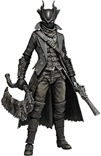 FULONG Bloodborne: Hunter Figma Action Figure - Including Multiple Expressions - High 15CM