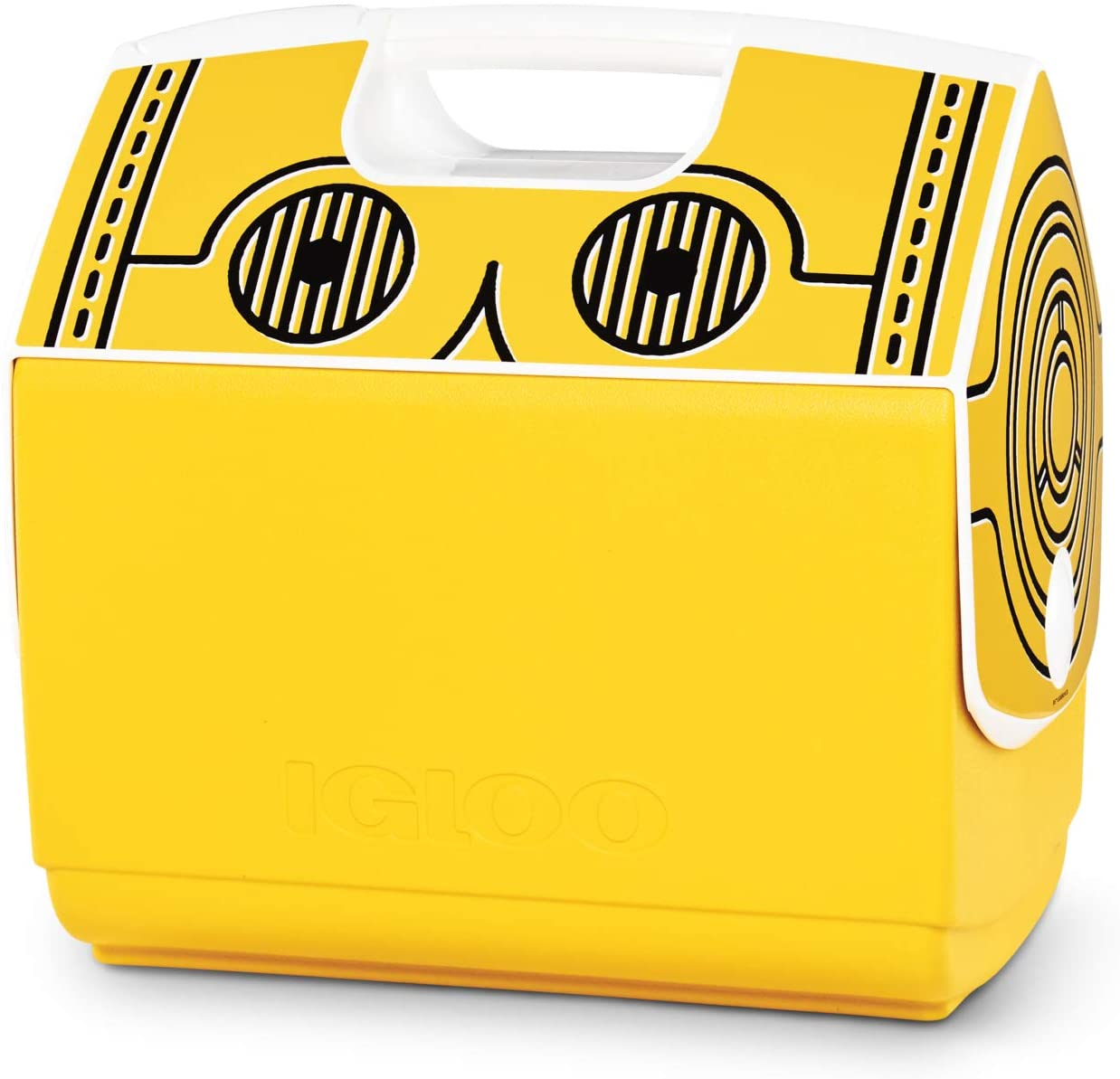 Igloo Quart Limited Edition Portable Lunchbox Playmate Pal Cooler Ice Box