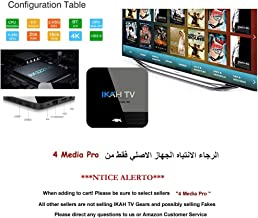 New Arabic IPTV Receiver NO Monthly FEE 3500+ Channels Including 50 Country in Africa,..