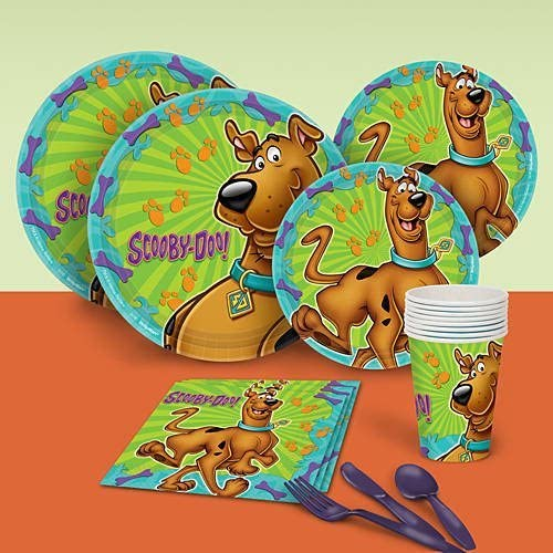 Scooby Doo Party Pack by Shindigz