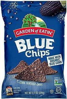 Garden of Eatin' Blue Corn TortillaChips, 229 gm (Pack of 1)
