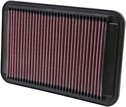 K&N Engine Air Filter: High Performance, Premium, Washable, Replacement Filter: Fits 1991-2002 MAZDA/TOYOTA/CHEVROLET/EUNO...