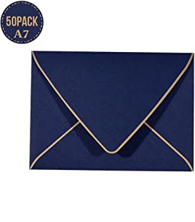navy blue wedding invitation envelopes