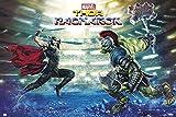 Poster Marvel Thor Ragnarök Battle