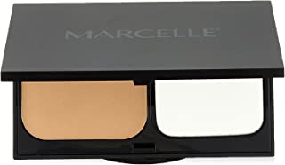 Marcelle Flawless Compact Foundation, Natural Beige, 6.5 Gram