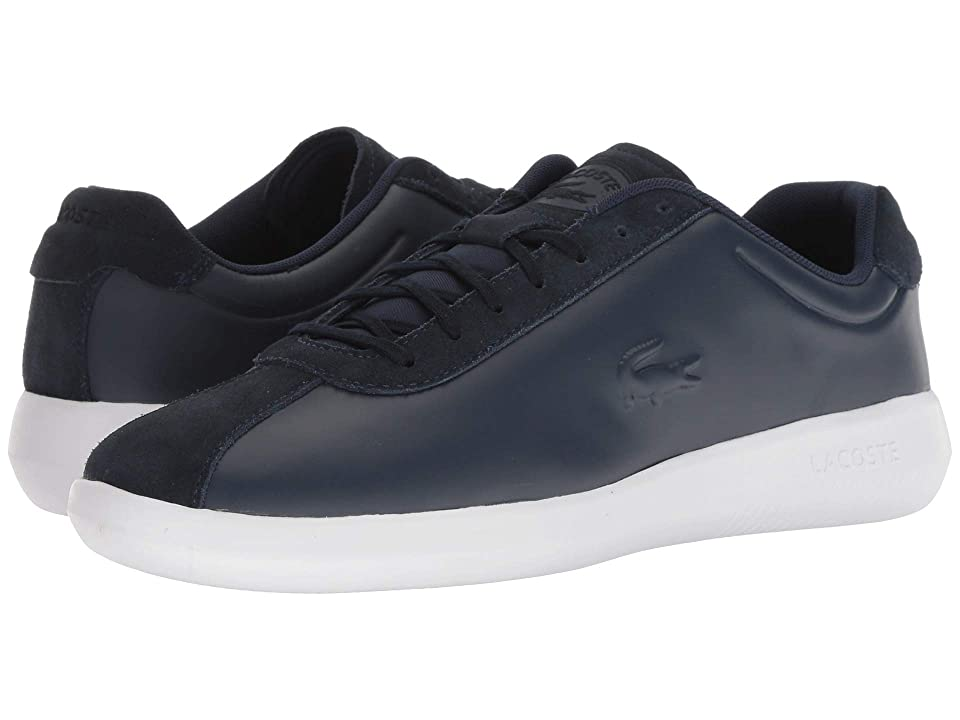 Lacoste Avance 318 2 (Navy/White) Men