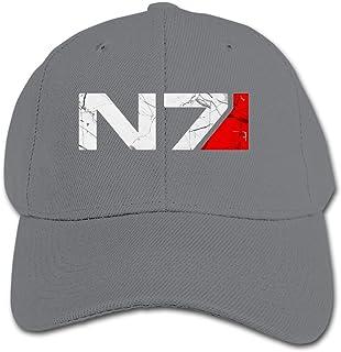 ADGoods Kids Children Mass Effect Baseball Cap Adjustable Trucker Cap Sun Visor Hat For Boys Girls Gorra de béisbol para n...