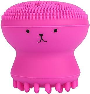 Gezichtsreinigingsborstel voor het reinigen van linker make-ups en overtollig vuil, mode gezichtsreinigingsborstel peelin...