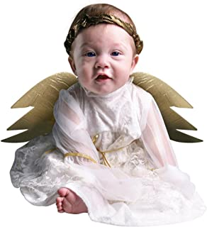 Cute Baby Girl Infant Angel Halloween Costume (6-18 Months)