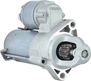 DB Electrical New 410-40065 Automotive Starter 3.5L Replacement for Mercedes Benz C350, E350, GLE350 2016 2017 2018, ML350...