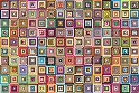 1000ピースパズルおもちゃ大人の減圧エンターテインメントおもちゃ-正方形の絵-子供の教育玩具の誕生日プレゼント