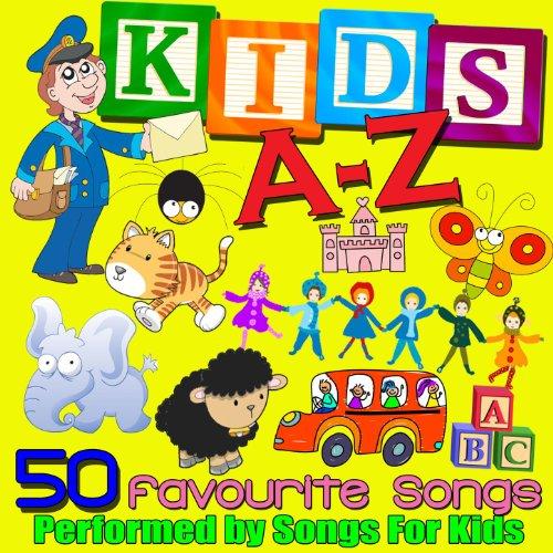Kids A-Z - 50 Favourite Songs