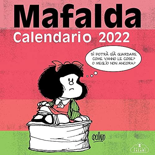 Mafalda. Calendario da parete 2022