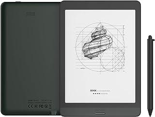 BOOX Nova3 7,8 cala E-Book Tablet Android 10.0 światło przednie CTM 32GB 300dpi HD OTG WiFi BT USB-C czarny