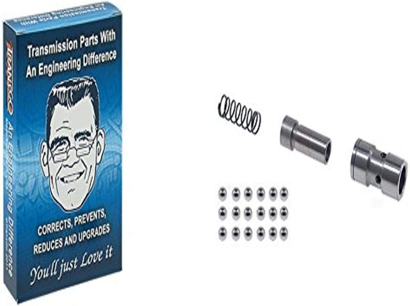 Transgo JF010E-FC High material JF010E RE0F09A: Repair Kit Val Flow Control Inexpensive