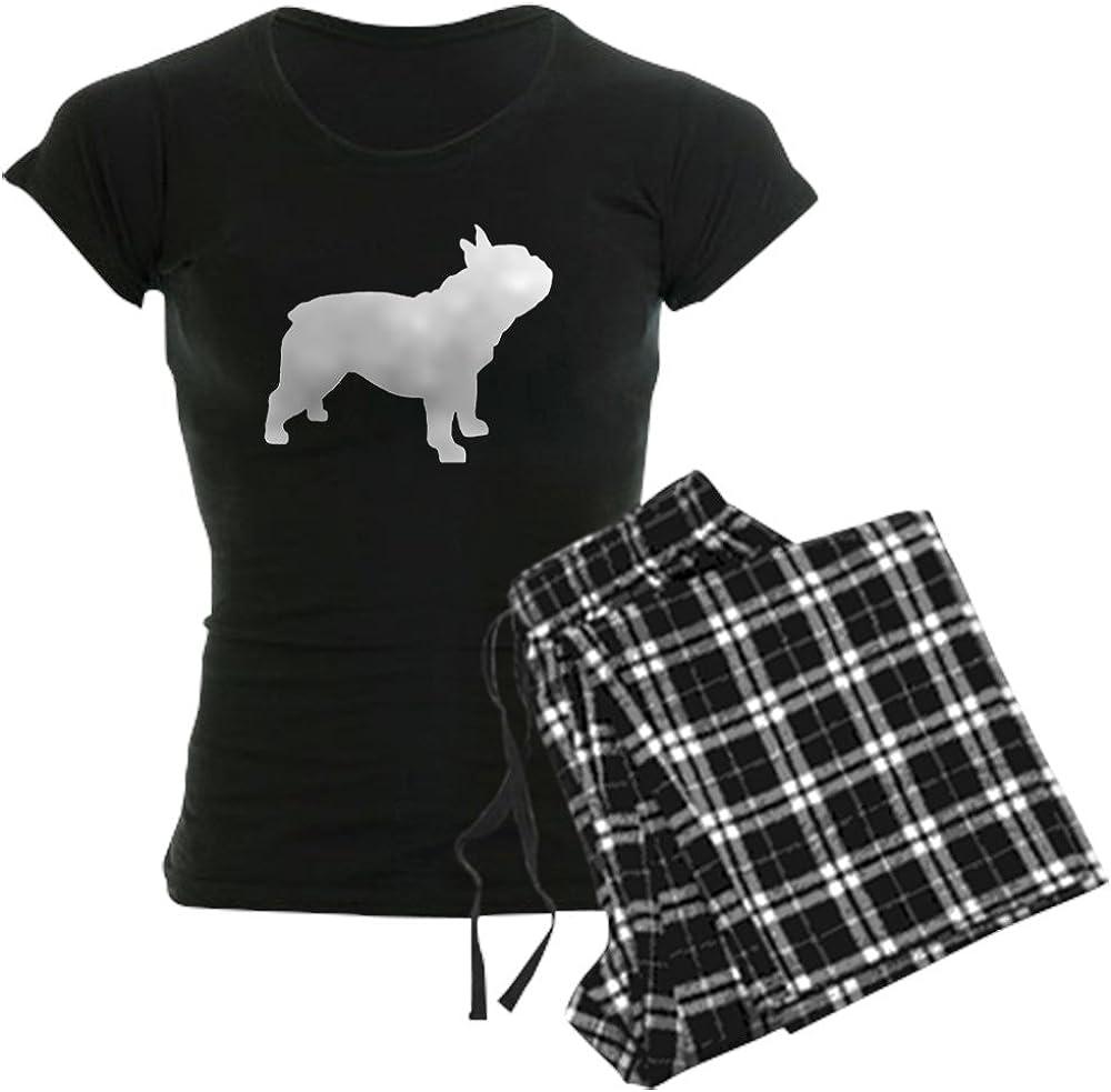 CafePress French Bulldog Selling Price reduction Women's PJs Pajamas Dark