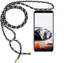 Carcasa para Huawei Y7 Prima 2018 con Ranuras para Tarjetas y Billetes Cubierta de Material de Cuero 95Street Huawei Y7 Prima 2018 Funda Libro con Soporte Plegable Broche Magn/ético