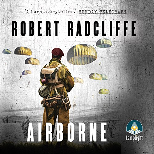 Airborne Audiobook By Robert Radcliffe cover art