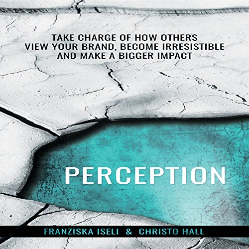 Perception audiobook cover art