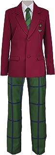 HXMCOS Cosplay Costume Tenoh Haruka School Uniform Coats Jackets