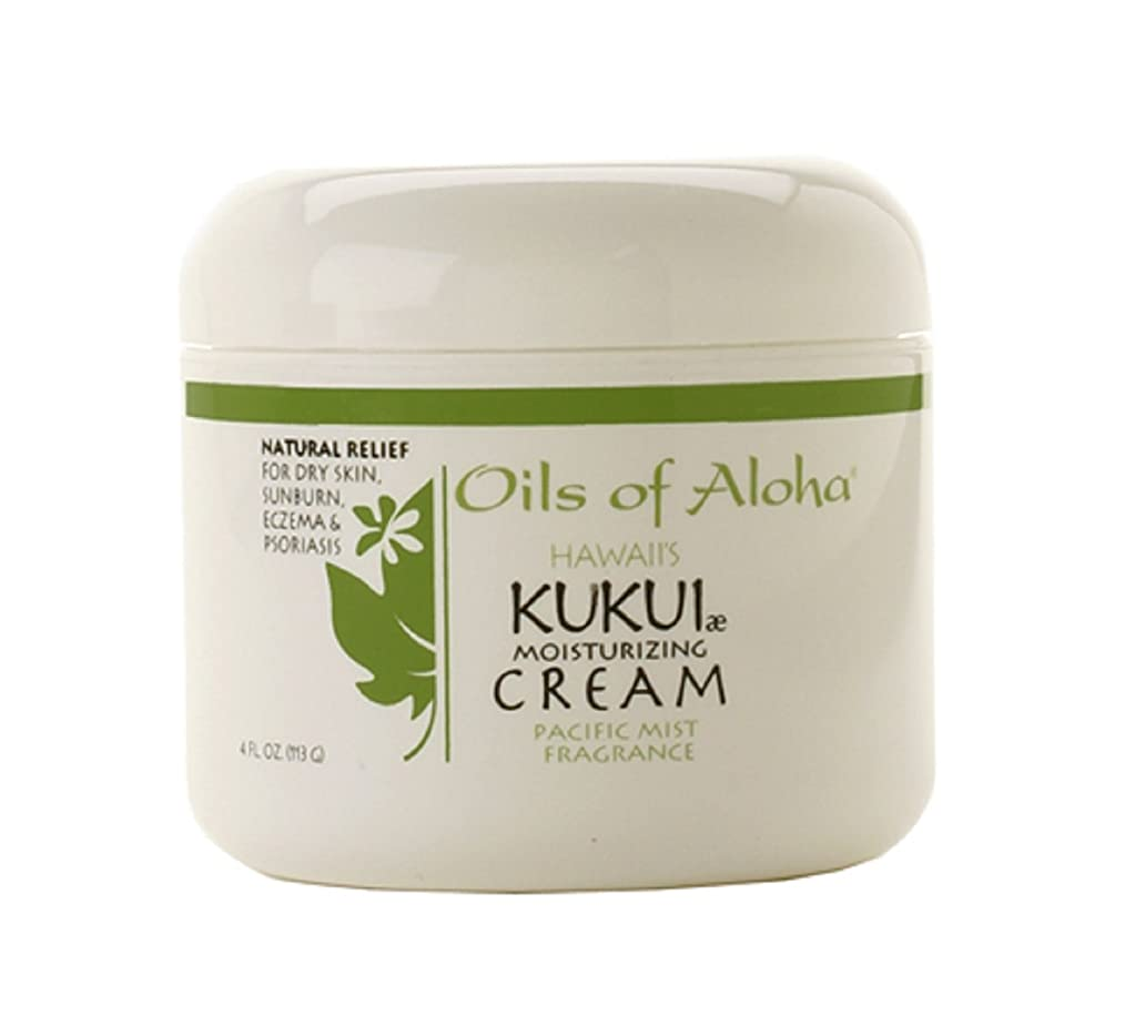 事業遺伝的矛盾Kukui Moisturaizing Cream/85g4oz