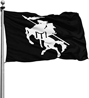 CHUANtaotou IYI Kayi Kayi Banner Flags Garden Flag Home House Flags Outdoor Flag USA Flag 4x6 Ft