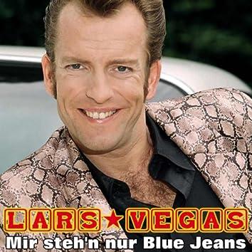 Mir steh'n nur Blue Jeans