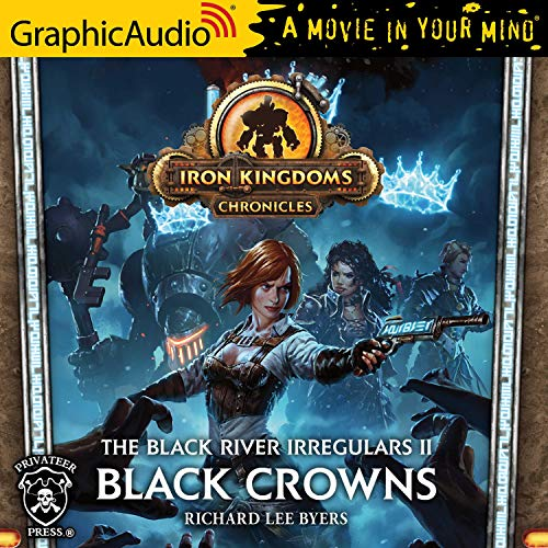 Black Crowns Titelbild