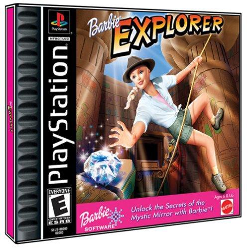Barbie Explorer [Importación Inglesa]