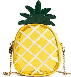 FANCY LOVE Latest Novelty Cute Watermelon Shape Shoulder Mini Bag for Women