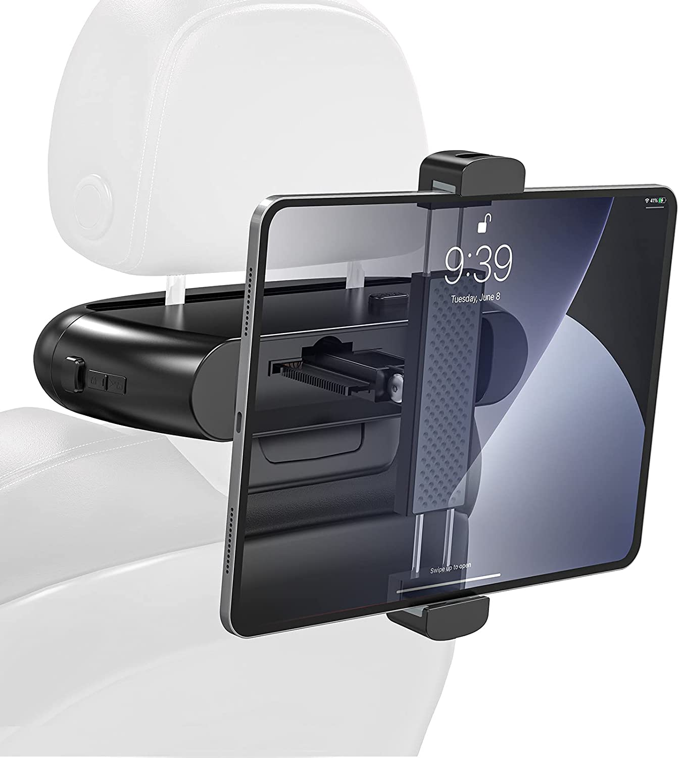 Tablet Holder SALENEW very popular for Car Nulaxy iPad DVD New product!! Back Seat