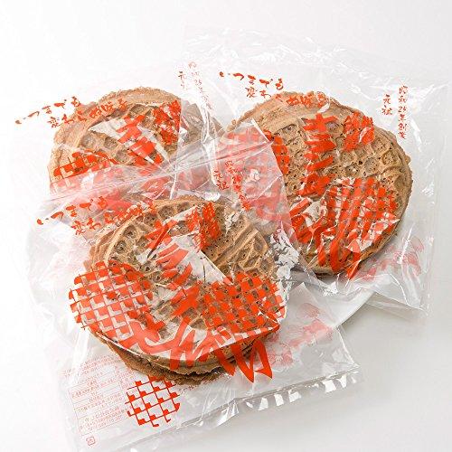北海道 根室銘菓 オランダせんべい 4個セット